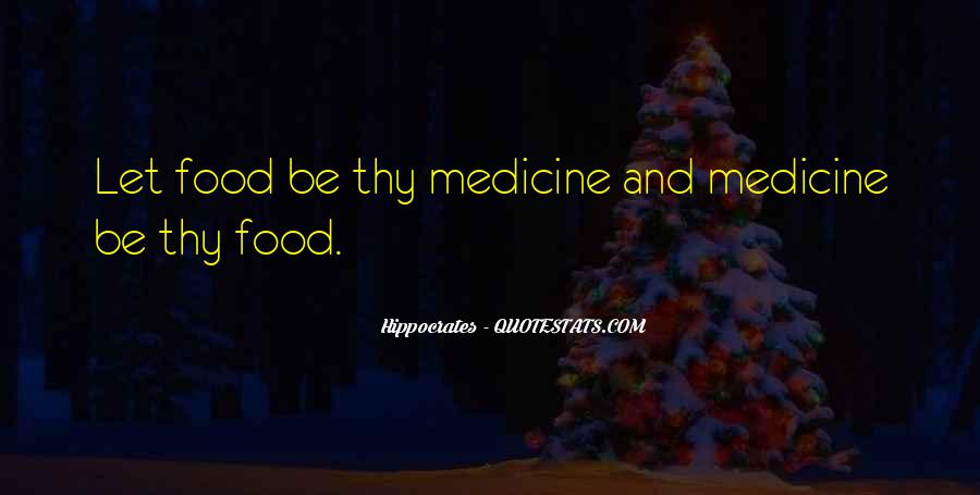 Quotes About Hippocrates #501815