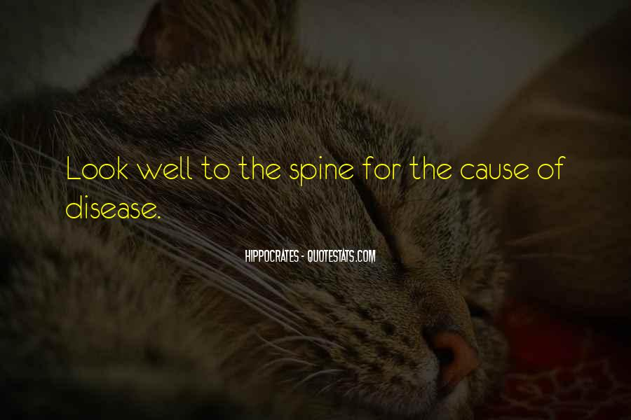 Quotes About Hippocrates #639947