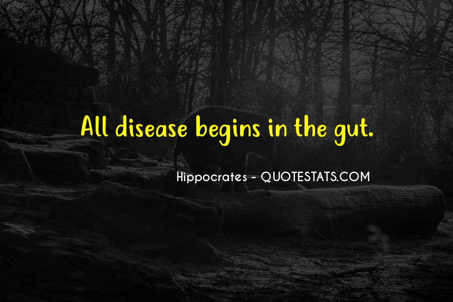 Quotes About Hippocrates #644877