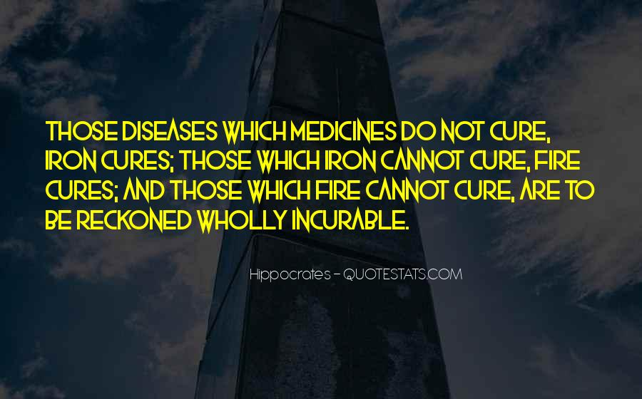 Quotes About Hippocrates #801067