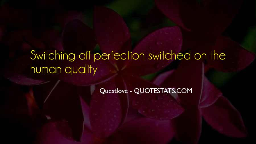 Switched Off Quotes #626918