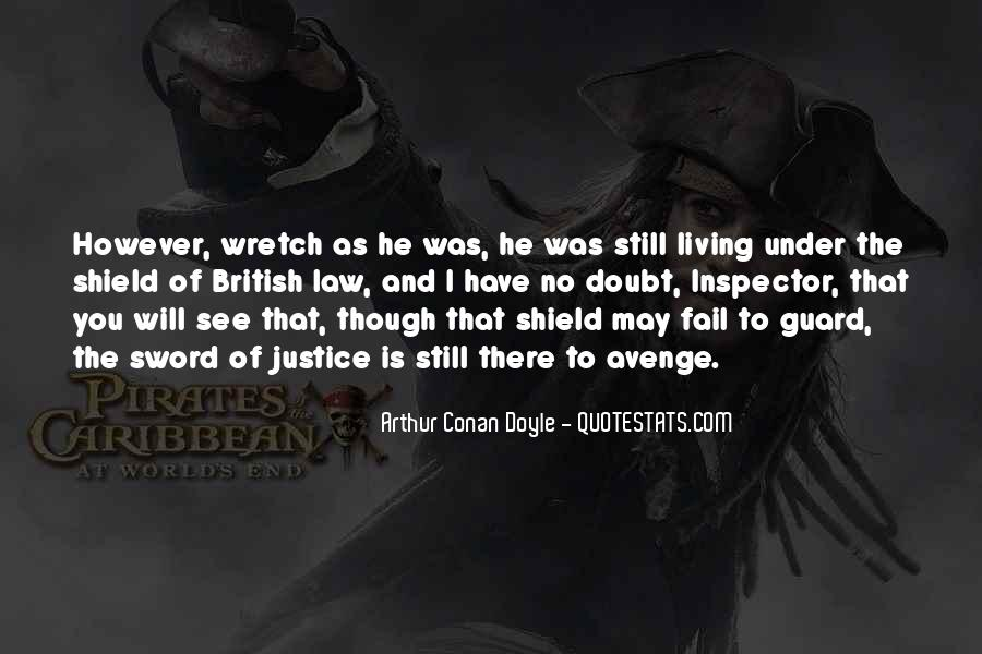 Sword And Shield Quotes #1723224