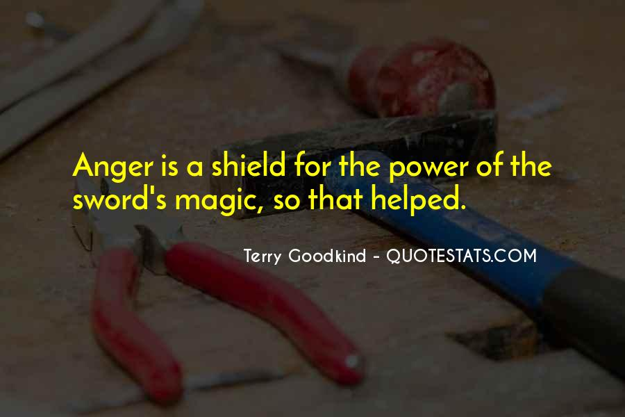 Sword And Shield Quotes #1800397