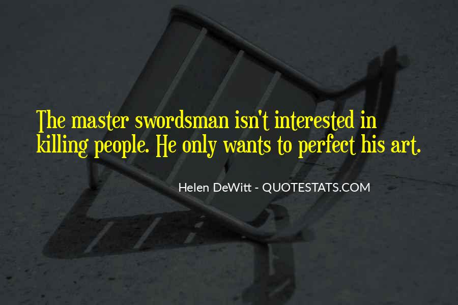 Swordsman 2 Quotes #672124