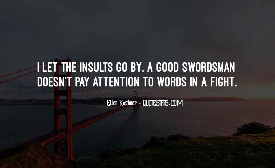 Swordsman 2 Quotes #919641
