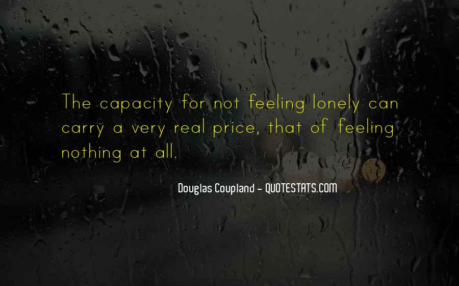 Quotes About Being Alone But Not Lonely #30460