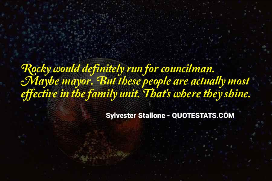 Sylvester Stallone Rocky 7 Quotes #751977