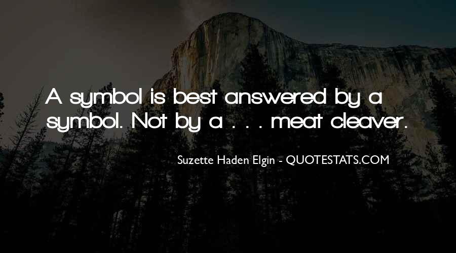 Symbol Quotes #79517