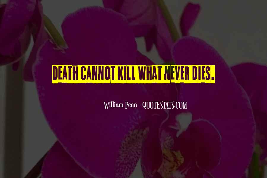 Sympathy With Death Quotes #1091865