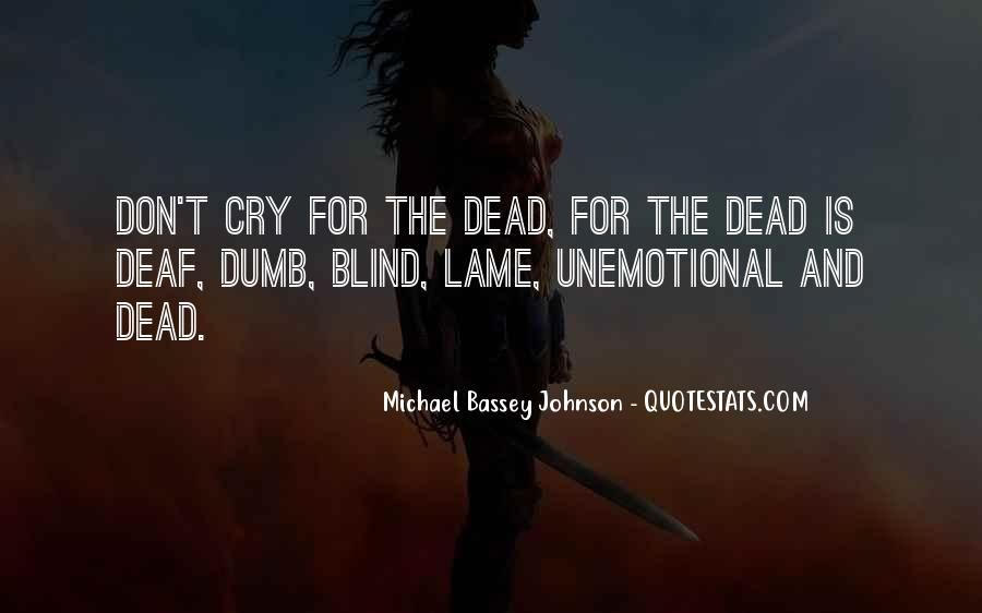 Sympathy With Death Quotes #183514