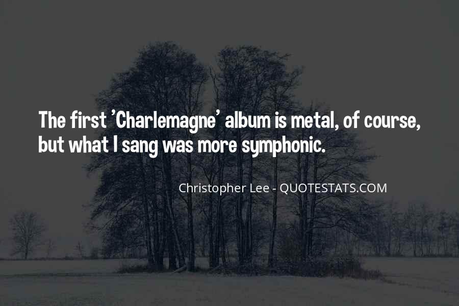 Symphonic Metal Quotes #1185606