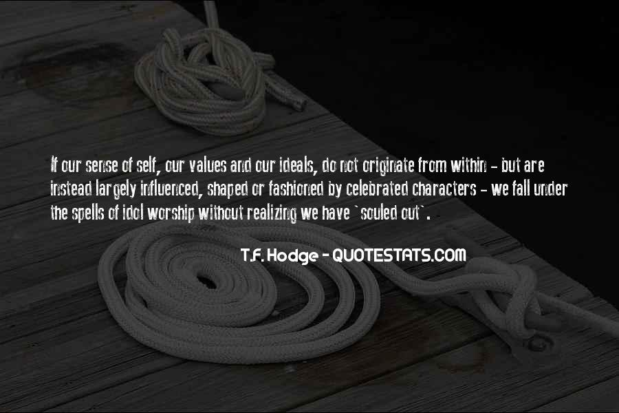 T-shaped Quotes #1802849