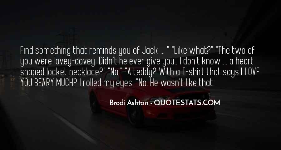 T-shaped Quotes #211419