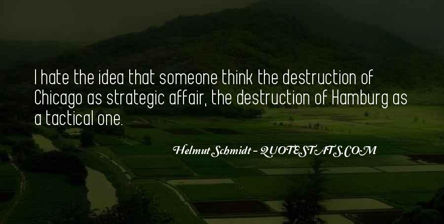 Tactical Thinking Quotes #552263