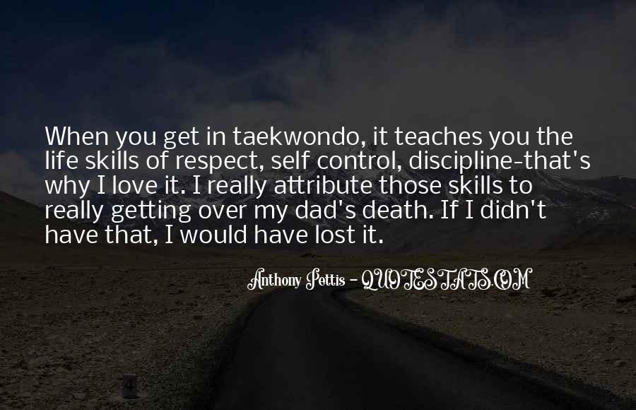 Taekwondo Love Quotes #497704