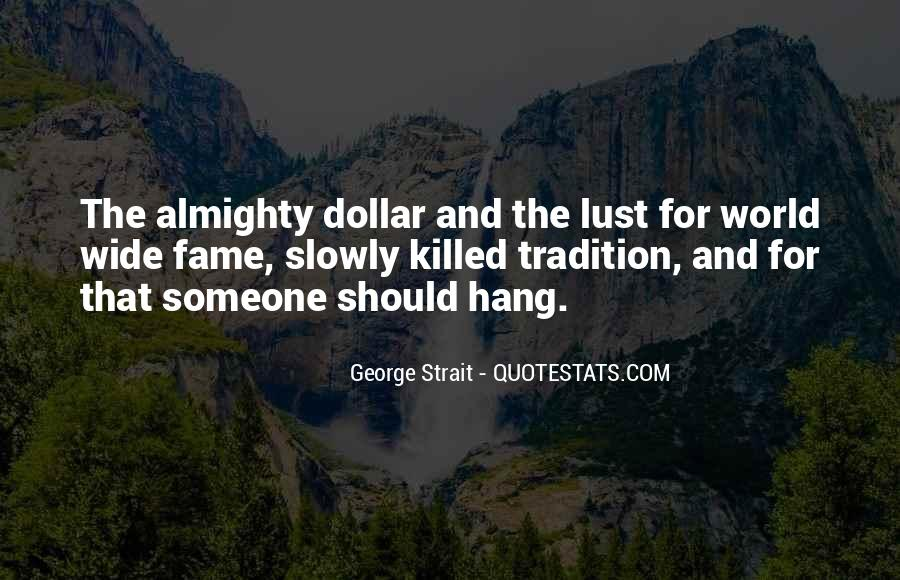 Quotes About George Strait #1237331
