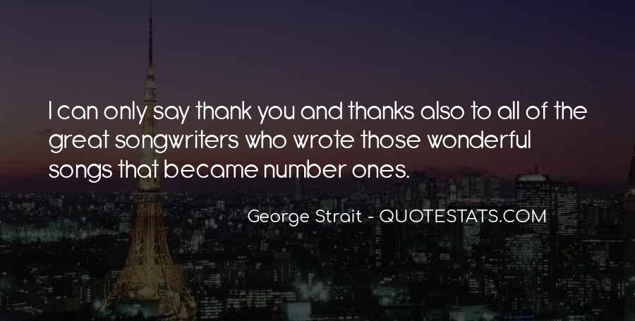 Quotes About George Strait #1438611