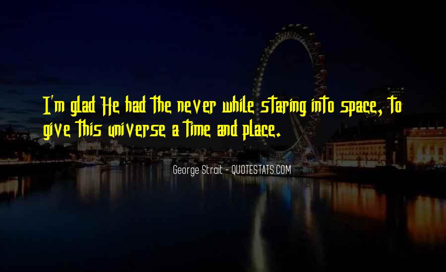 Quotes About George Strait #1457366