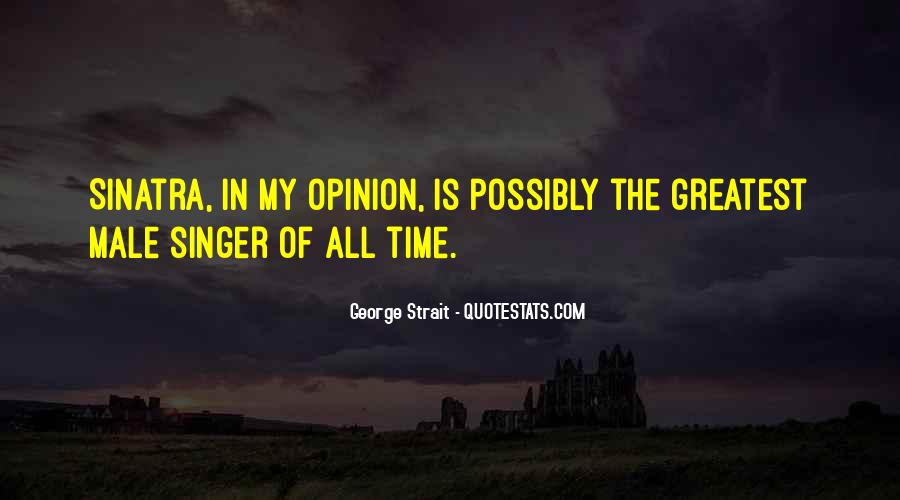 Quotes About George Strait #1576814