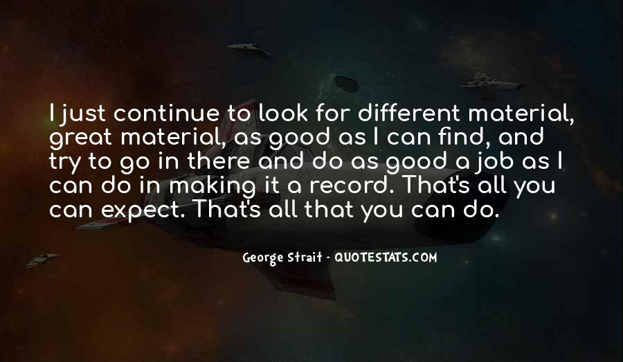 Quotes About George Strait #291579