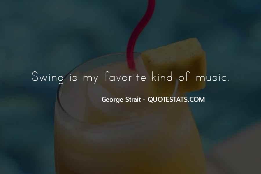 Quotes About George Strait #432949