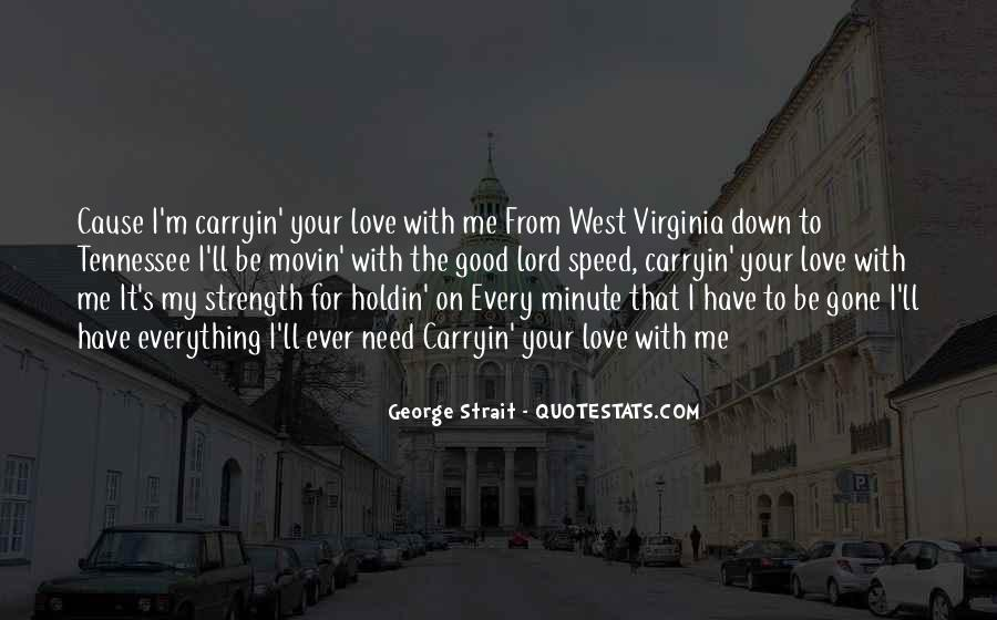 Quotes About George Strait #513599