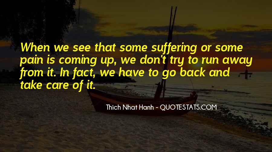 Take Away Pain Quotes #1441106