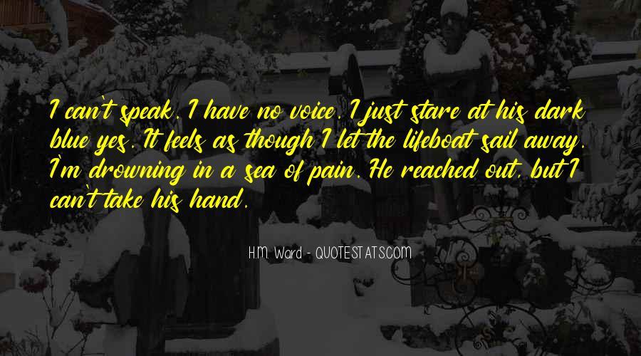 Take Away Pain Quotes #1698212