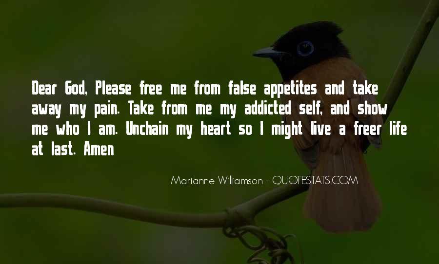 Take Away Pain Quotes #1752567