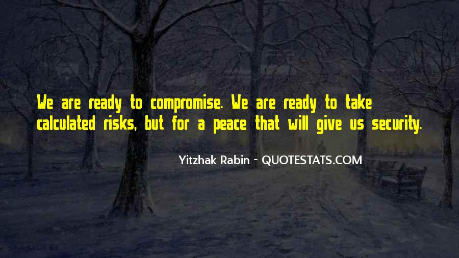 Take Calculated Risks Quotes #618705