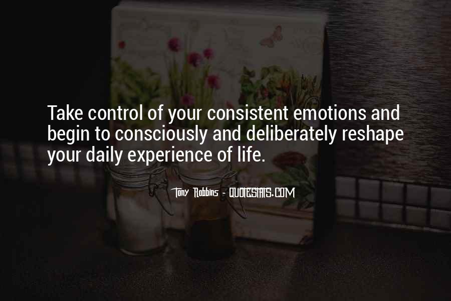 Take Control Of Your Own Life Quotes #161376