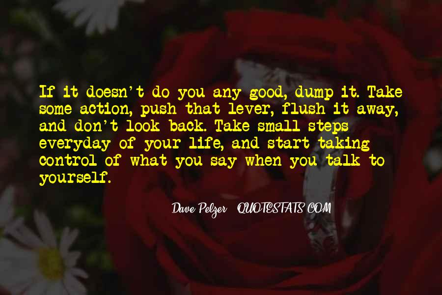 Take Control Of Your Own Life Quotes #205425