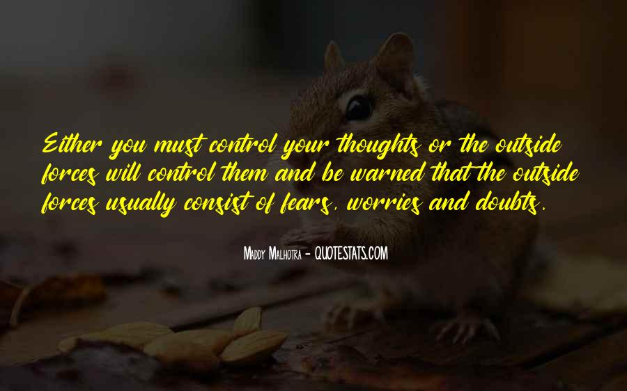 Take Control Of Your Own Life Quotes #27411
