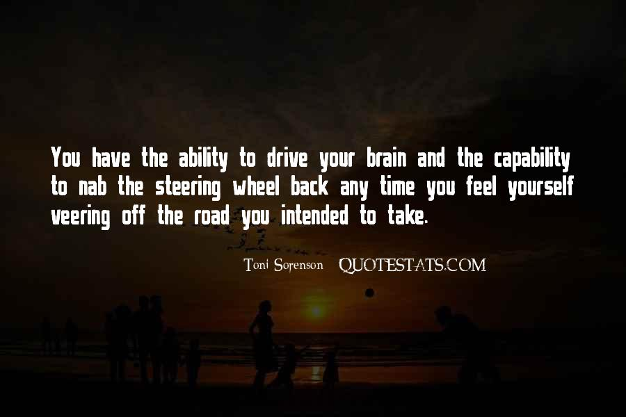 Take Control Of Your Own Life Quotes #522318