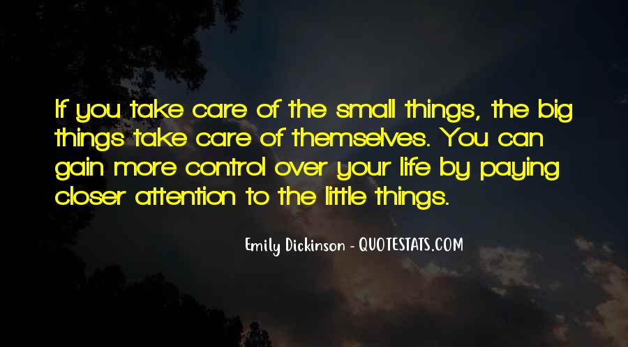 Take Control Of Your Own Life Quotes #823343