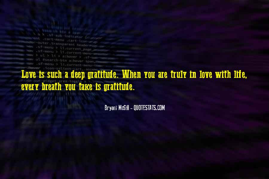 Take Deep Breath Quotes #1525609