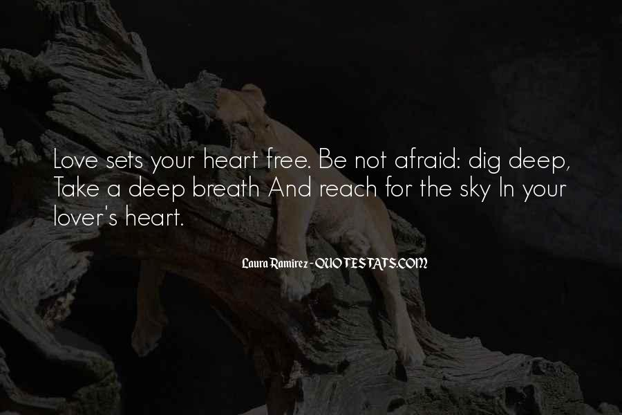 Take Deep Breath Quotes #372452