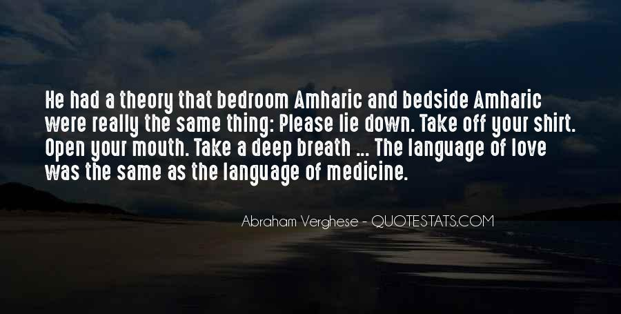 Take Deep Breath Quotes #423420