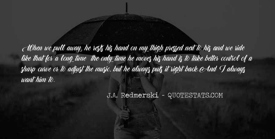 Take Him Back Quotes #1078805