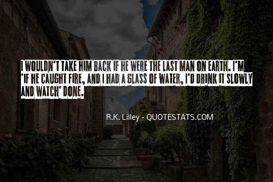Take Him Back Quotes #1290237
