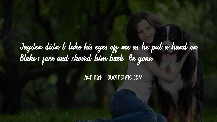 Take Him Back Quotes #1310433