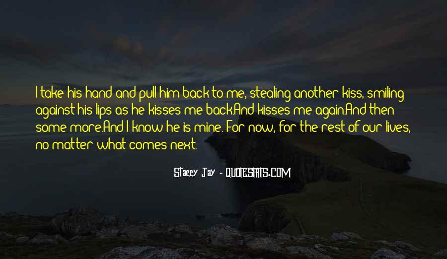 Take Him Back Quotes #1338280