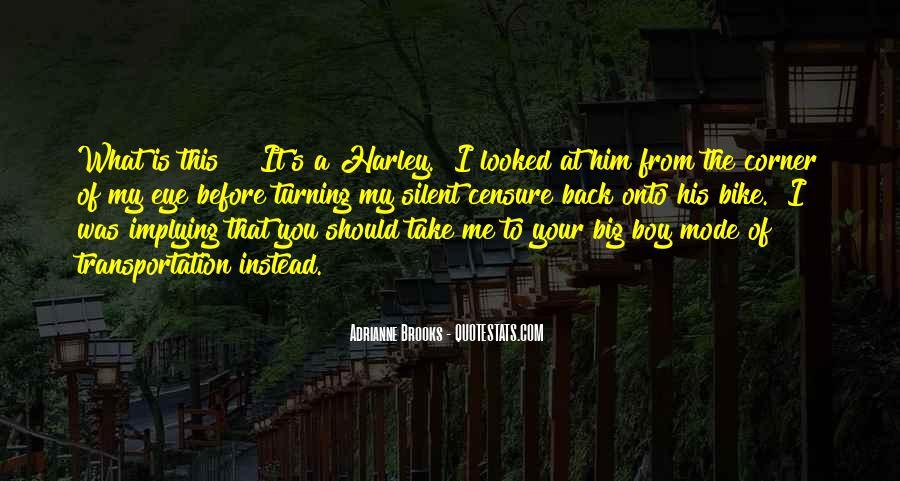 Take Him Back Quotes #1391640