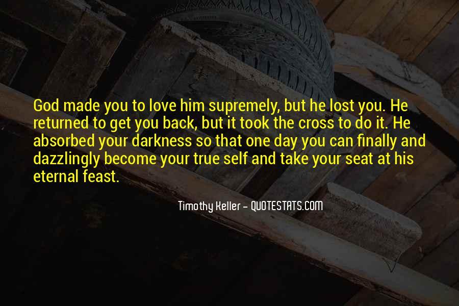 Take Him Back Quotes #1431200