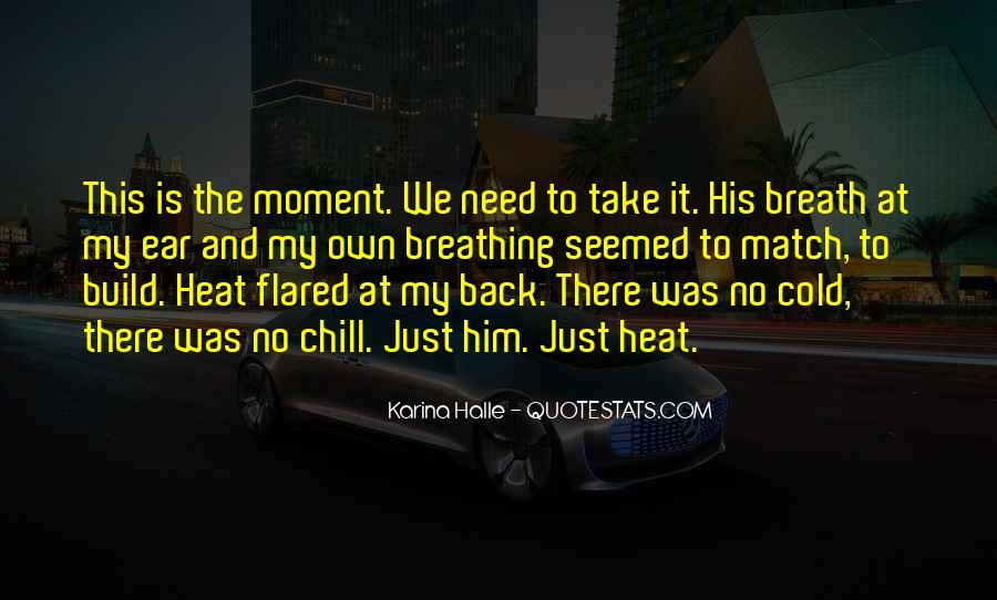 Take Him Back Quotes #1452472