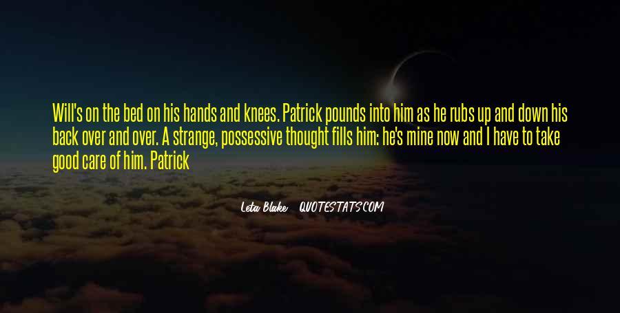 Take Him Back Quotes #1497546