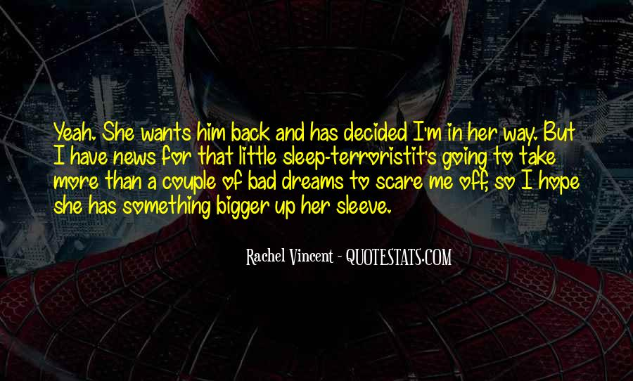 Take Him Back Quotes #250110