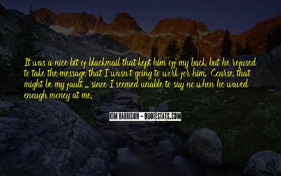 Take Him Back Quotes #386796
