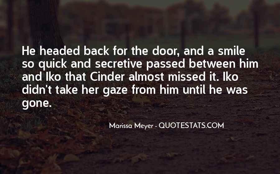 Take Him Back Quotes #788811