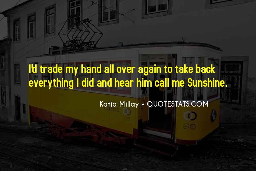 Take Him Back Quotes #856736